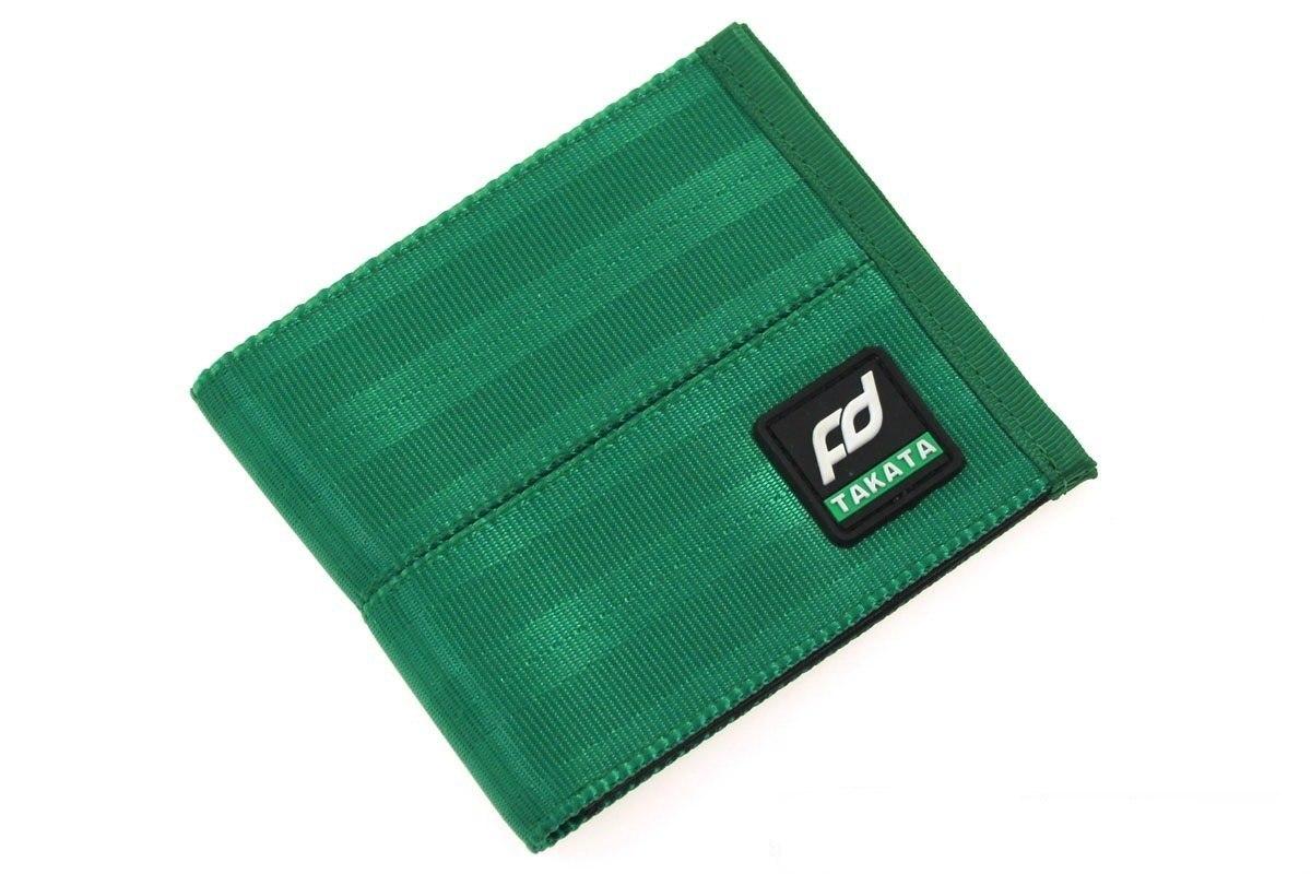 Portfel Takata Green - GRUBYGARAGE - Sklep Tuningowy